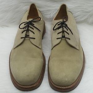 Bruno Magli mens suede Rotario shoes size 23 M